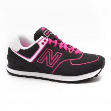 New Balance WL574NEN BLACK/PINK