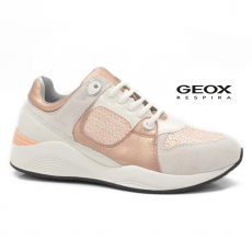 Geox D540SA 022DS C1719 OFF WHITE/PEACH