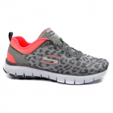 Skechers 12131/CCPK CHARCOAL/PINK