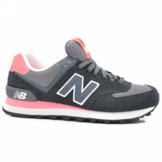 New Balance WL574CPL BLACK/GREY