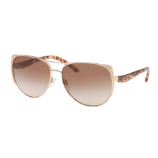 MICHAEL KORS MK1005 115513 SADIE I ROSE GOLD BROWN PEACH GRADIENT napszemüveg
