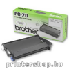 Brother PC70 Kazetta + fólia