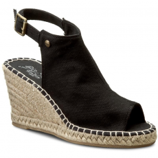 BIG STAR Espadrilles BIG STAR - W274A506 Plain Black
