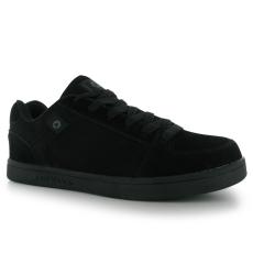 Airwalk Brock férfi deszkás bőr cipő fekete 49