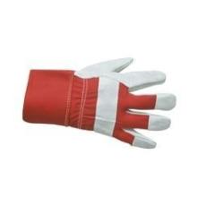 A220 - Prémium bőrkesztyű - piros (12)