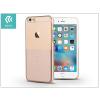 Devia Apple iPhone 6/6S hátlap Swarovski kristály díszitéssel - Devia Crystal Unique - champagne gold