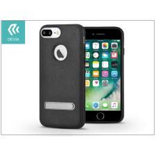Devia Apple iPhone 7 Plus hátlap - Devia iStand - black tok és táska