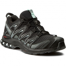 Salomon Cipők SALOMON - Xa Pro 3D W 393269 22 V0 Black/Magnet/Fair Aqua