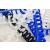 GBC Spirál, műanyag, 8 mm, 45 lap, GBC ClickBind, átlátszó (50db/doboz) GBC387302