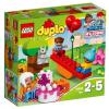 LEGO DUPLO Születésnap piknik 10832