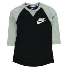 Nike Póló Nike Three Quarter gye.