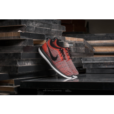 Nike Roshe Two Flyknit (GS) Max Orange/ Black-Wolf Grey
