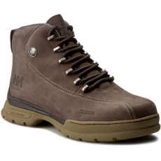 Helly Hansen Bakancs HELLY HANSEN - Berthed 3 102-29.708 Coffe Bean/Ebony/Taupe Grey/Sperry Gum