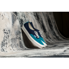 Vans OG Authentic LX (Suede/ Canvas) Storm Blue