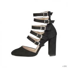 Made In Italia készült Italia női magassarkú cipő CORA_fekete