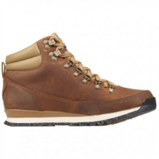 The North Face Back to Barkeley Redux Leather Barna Férfi Bakancs, 40.5 (T0CDL0NSH R.40.5)