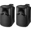 Monacor PAB-68/SW kétutas hangfal (pár), fekete