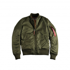 Alpha Industries MA-1 VF 59 Női - dark green