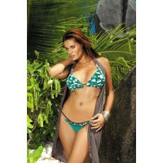 marko Bikini Iris M-162 zöld