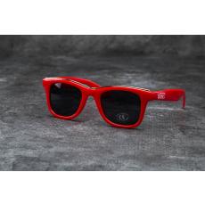 Vans Breakwater Sunglasses Tomato-Gold Rim