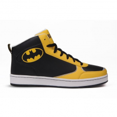 DC Comics férfi sportcipő - DC Comics Batman Hi Top Mens batman Méret: 10