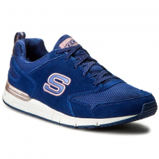 Skechers Sportcipő SKECHERS - Goldie 193/NVGD Navy/Gold