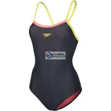 Speedo Strój kąpielowy Speedo Thinstrap Muscleback W 8-05403B142
