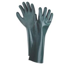 UNIVERSAL AS érdesített kesztyű 45 cm zöld