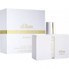 S. Oliver Selection EDT 30 ml parfüm és kölni
