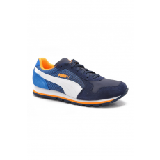 Puma 357563 02 PEACOAT-WHITE-STRONG BLUE