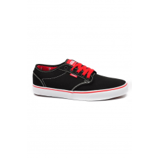 Vans VN-0 XB0FOLBP BLACK/RED