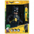 LEGO Stationery LEGO Batman film Diary of a toll láthatatlan Batman