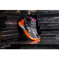 ADIDAS ORIGINALS adidas D Rose 7 Primeknit Solid Grey / Solid Grey/ Glow Orange