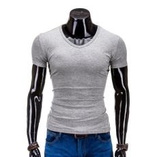 Ombre Men's Fashion Póló S 605 szürke