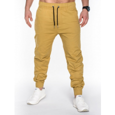 Ombre Men's Fashion Nadrág P 435 bézs
