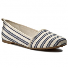 Tamaris Félcipő TAMARIS - 1-24668-28 Navy Stripes 874