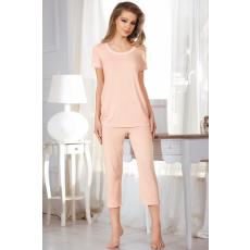 Babella Női pizsama Ivet őszibarack