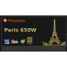 Thermaltake PARIS 650W 80+ Gold tápegység