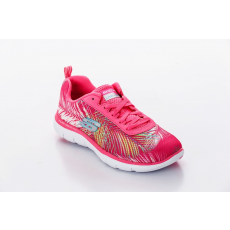 Skechers 12754/HPMT HOT PINK/ MULTI