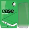Xprotector Szilikon tok Case Füstszürke ultra vékony 0.33 mm Samsung A3 2017 készülékhez