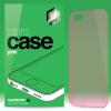 Xprotector Szilikon tok Case Pink ultra vékony 0.33 mm Samsung S6 Edge (G925F) készülékhez