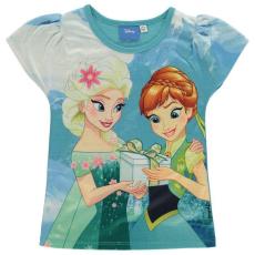 Character gyerek póló - Frozen - Character Short Sleeve T Shirt Infant Girls
