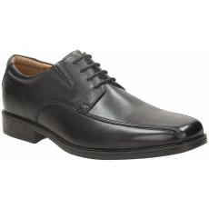Clarks Tilden Walk fekete férfi cipő