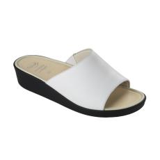 Scholl LOIRA fehér papucs