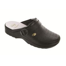 Scholl CLOG RACY fekete papucs
