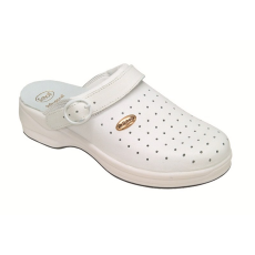 Scholl NEW BONUS fehér papucs