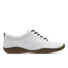 Clarks AUTUMN GARDEN fehér cipő