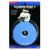 Tourna Teniszütő grip, 10 db, kék (Spartan Tourna) - Spartan 7011