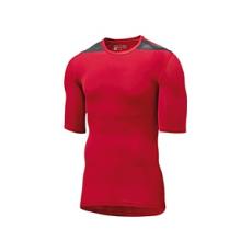 Adidas Rövid ujjú póló, piros, XL-es (Adidas Techfit SS) - Spartan 702609