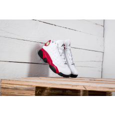 Jordan 13 Retro BP White/ Black-True Red-Cool Grey